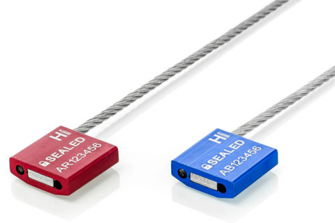 Aluminium Cable Seal CA-3.5A van Hoefon Security Seals