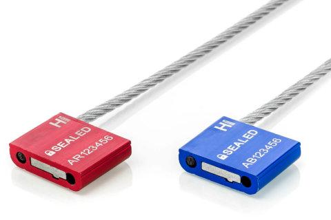 Aluminium Cable Seal CA-5.0A van Hoefon Security Seals