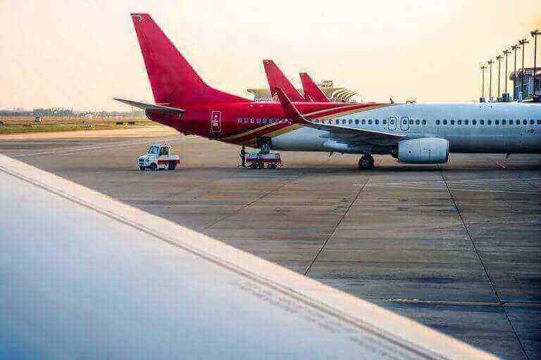 Security seals voor airline industry